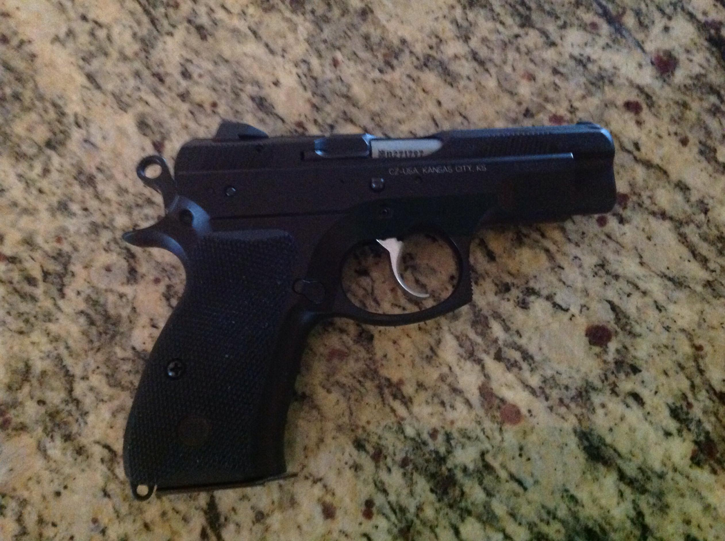 New CZ Compact to replace CZ 75 P01