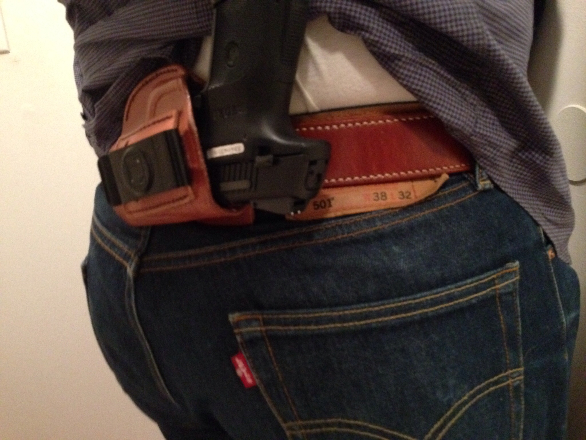 Tagua 4-in-1 leather holster    Anyone used these?