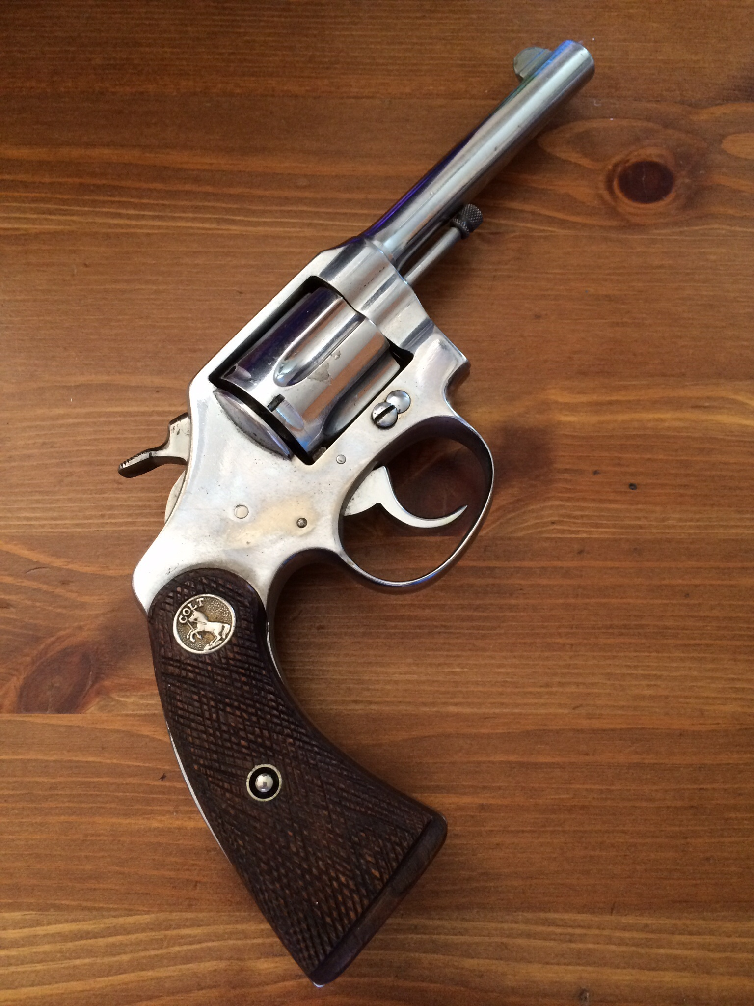 Ammo for a 1911 Colt Police Positive 32-image.jpg