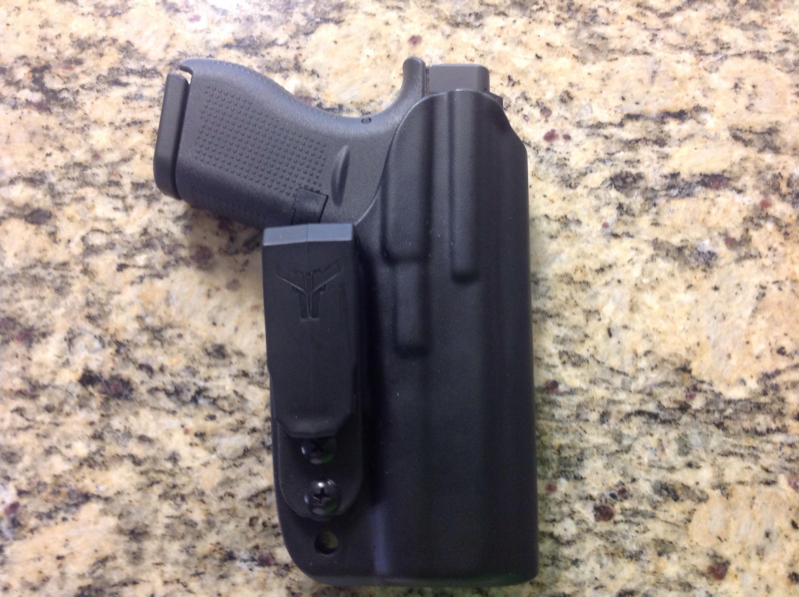 Glock 42: light recoil & easy to rack slide?