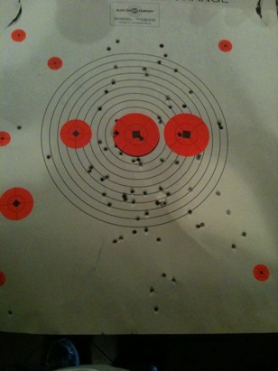 Smith and wesson bodyguard .380 with laser first time shooting it.-imageuploadedbytapatalk1307934061.326203.jpg