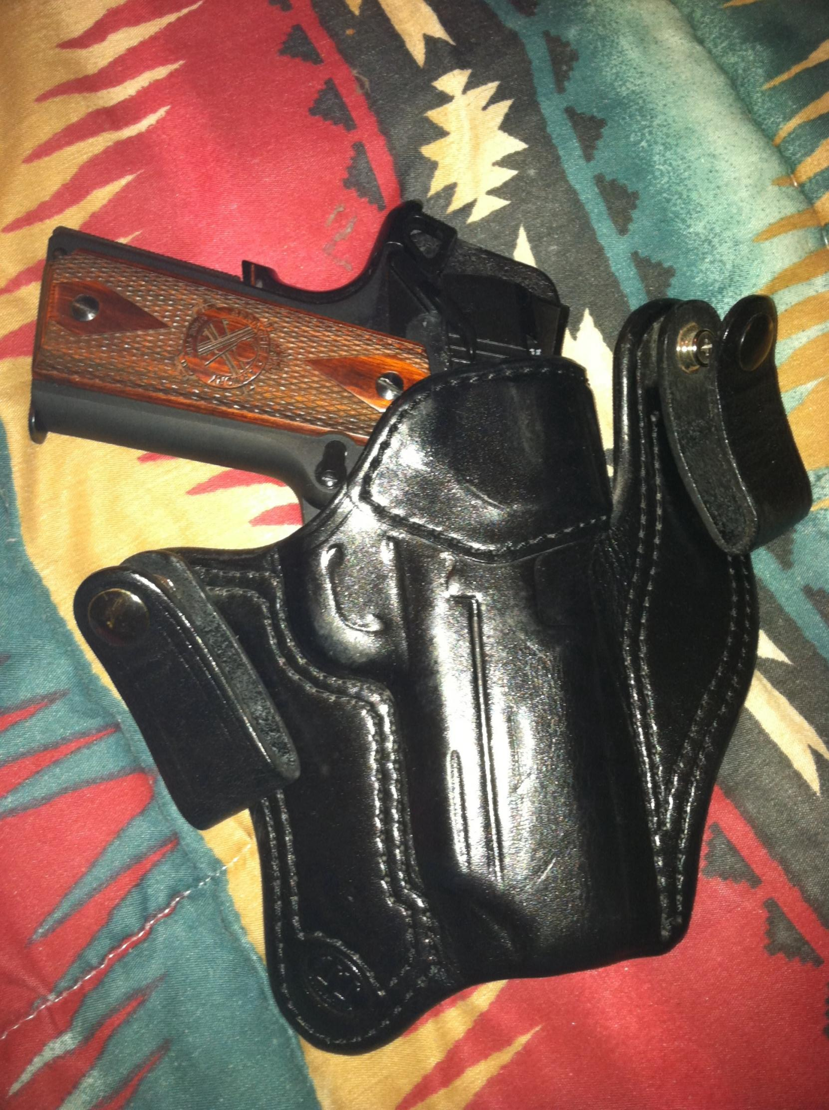 TT Gunleather Slim IWB Holster Arrived Today!-imageuploadedbytapatalk1315272145.147075.jpg