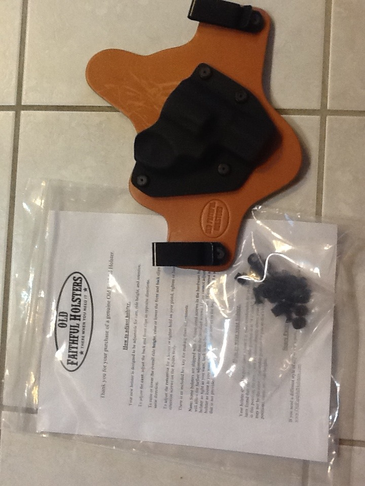 WTS Old Faithful IWB hybrid holster for Ruger SP101-imageuploadedbytapatalk1343171926.226393.jpg