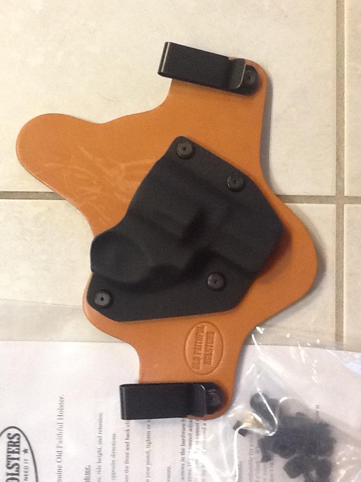 WTS Old Faithful IWB hybrid holster for Ruger SP101-imageuploadedbytapatalk1343171938.139730.jpg