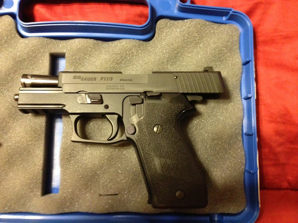 Picked up a Sig P220 today-imageuploadedbytapatalk1358905658.183574.jpg