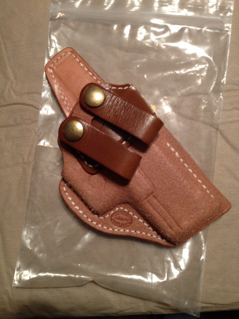 WTS: Milt Sparks Summer Special 2 Holster Glock 19/23  As new 70.00 shipped-imageuploadedbytapatalk1396745212.574535.jpg