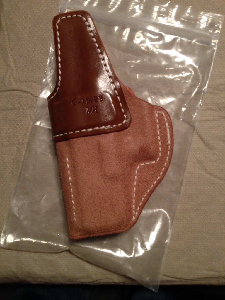 WTS: Milt Sparks Summer Special 2 Holster Glock 19/23  As new 70.00 shipped-imageuploadedbytapatalk1396745221.405652.jpg