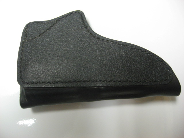 Kahr PM9 or CM9 Kramer Leather Pocket Holster and Two 7 Round Kahr 9mm Magazines-img_0064.jpg
