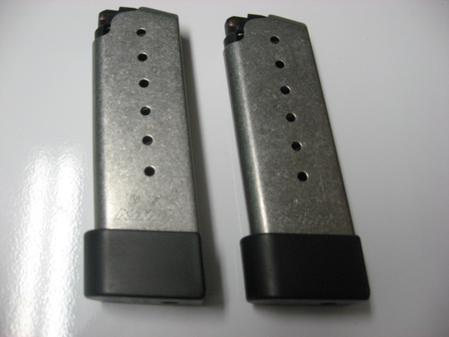 Kahr PM9 or CM9 Kramer Leather Pocket Holster and Two 7 Round Kahr 9mm Magazines-img_0068.jpg