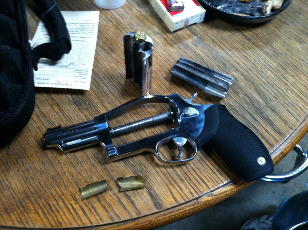 NO!!!!  You cannot use .454 Casull in  your Taurus Judge-img_0324_zpsb34ca747.jpg