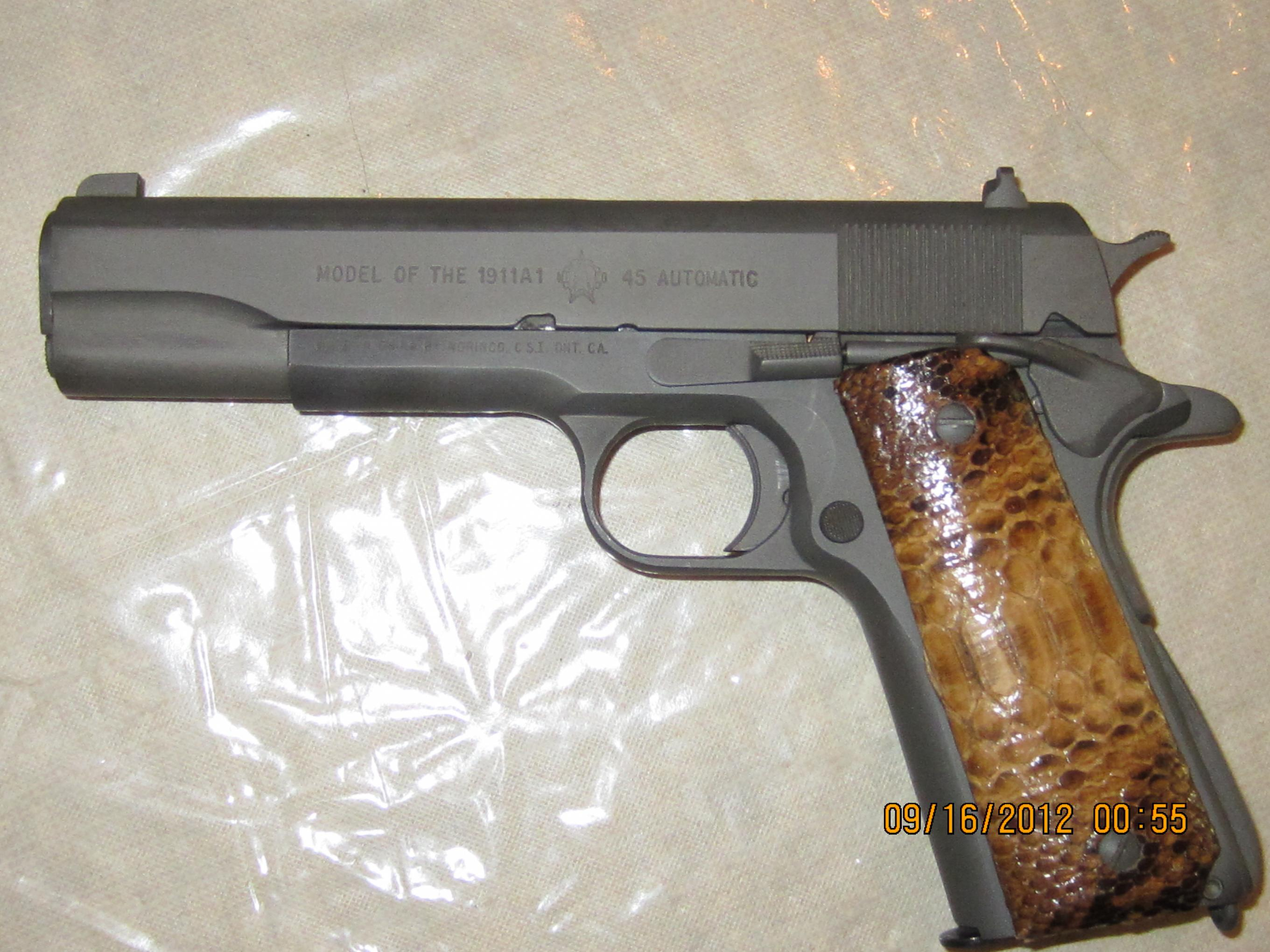 """New """"old"""" 1911 joining the Herd-img_0368.jpg"""