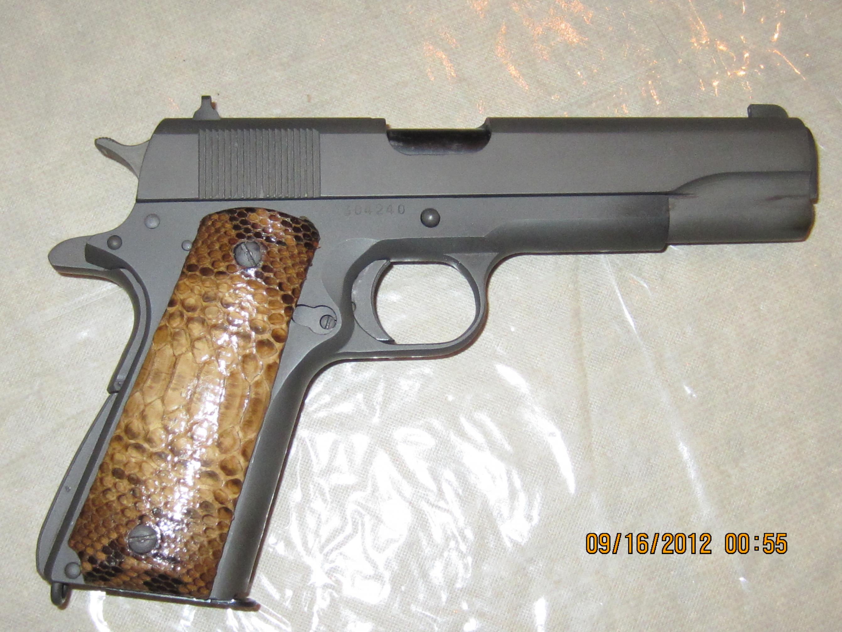 """New """"old"""" 1911 joining the Herd-img_0369.jpg"""