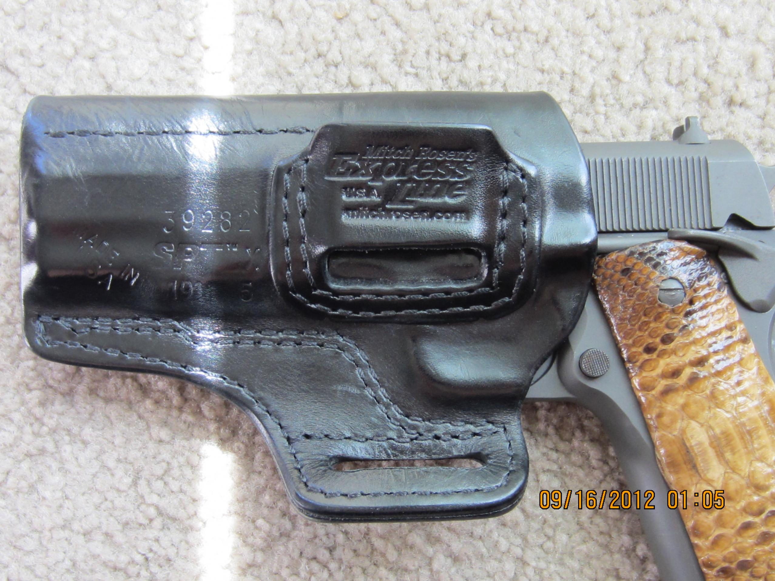 """New """"old"""" 1911 joining the Herd-img_0373.jpg"""