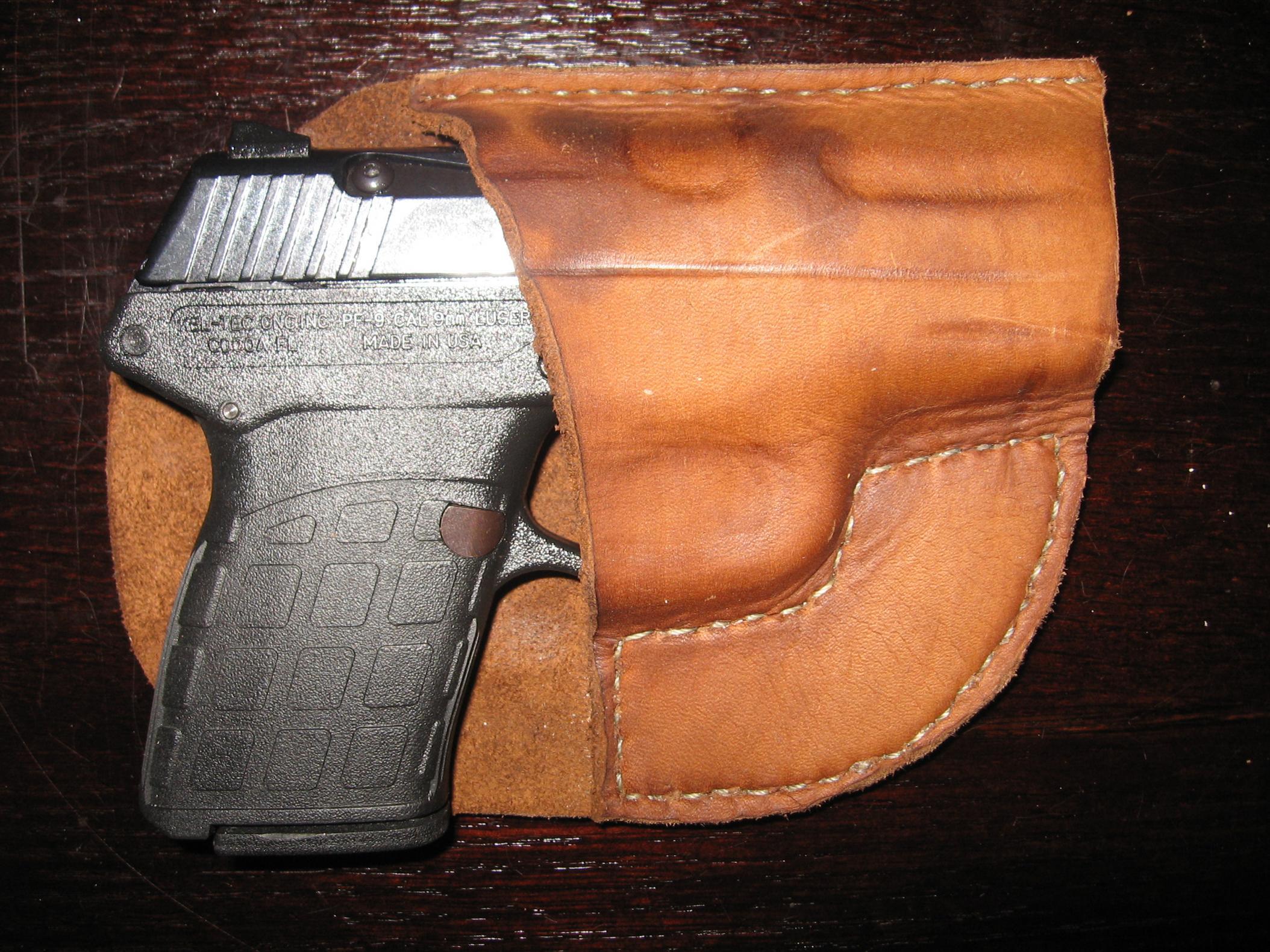 kel tec pf9 holsters