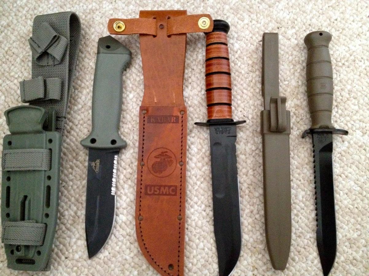 Glock 81 vs. Gerber LMF II Infantry - Knives-img_0491.jpg