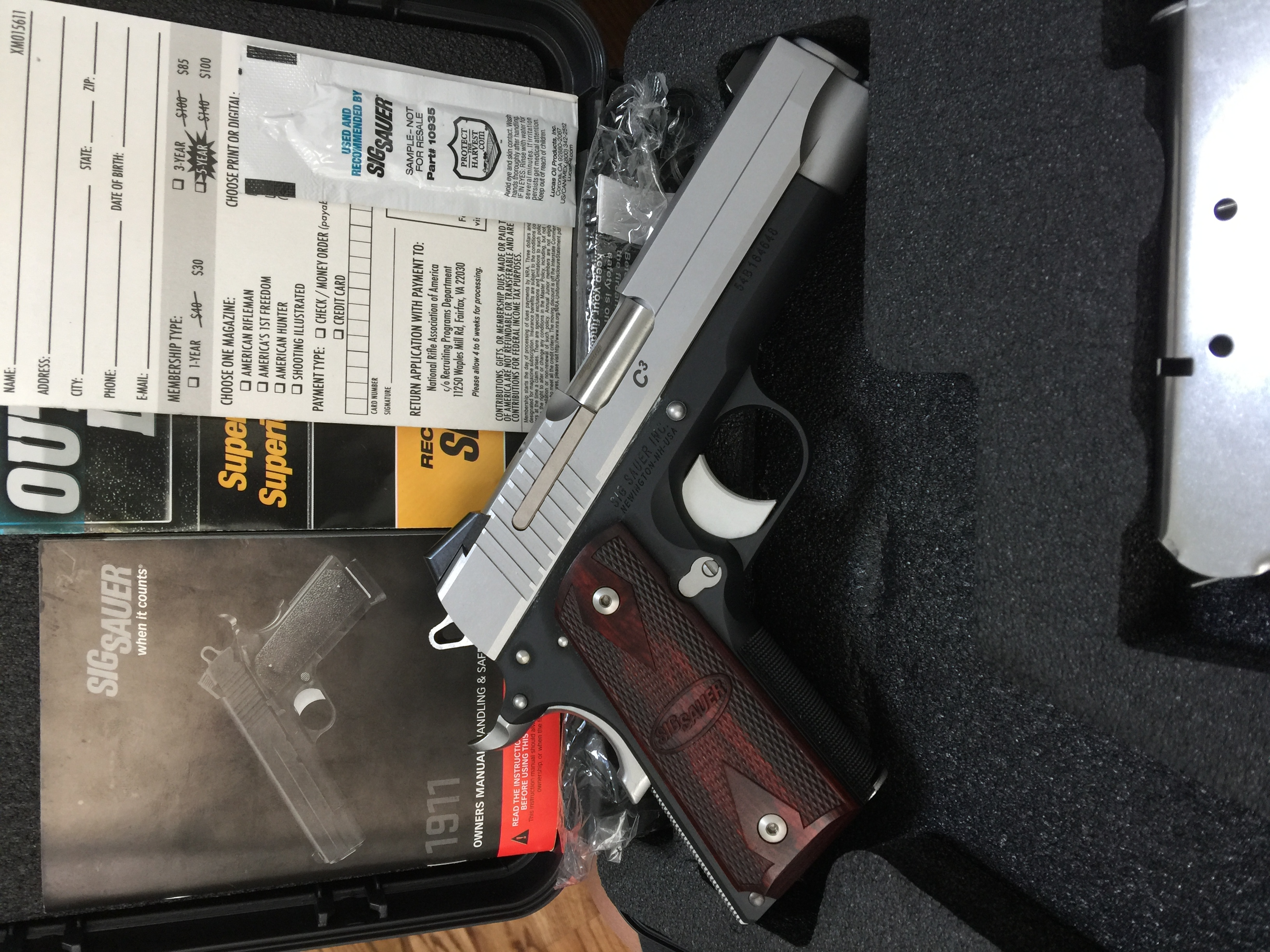 Considering A Sig 1911 C3 aluminum frame: but I have some questions.-img_0594.jpg