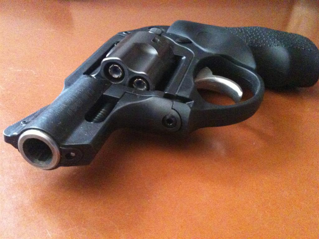 Ruger LCR in ,357 Magnum... My First Impressions-img_0629.jpg
