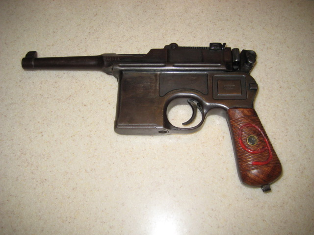 The four most influential pistols of the 20th century-img_0681.jpg