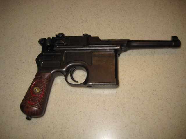 The four most influential pistols of the 20th century-img_0682.jpg
