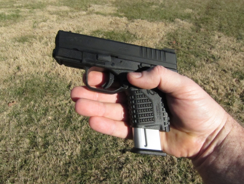 Sleeves On Extended Magazines For The Xds