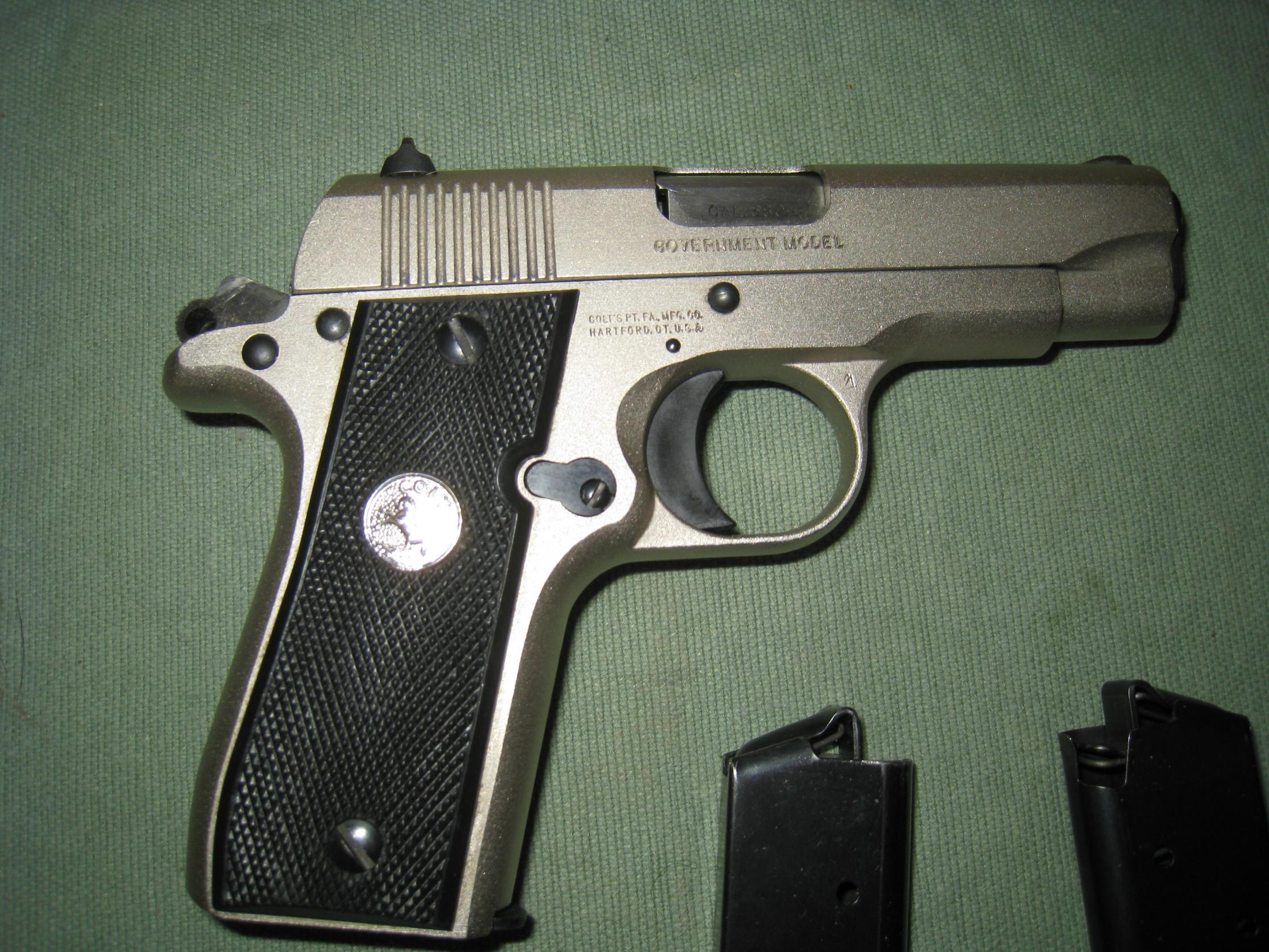 WTS Colt MkIV/Series 80 Govt. Model 380. - [KY]-img_0768.jpg