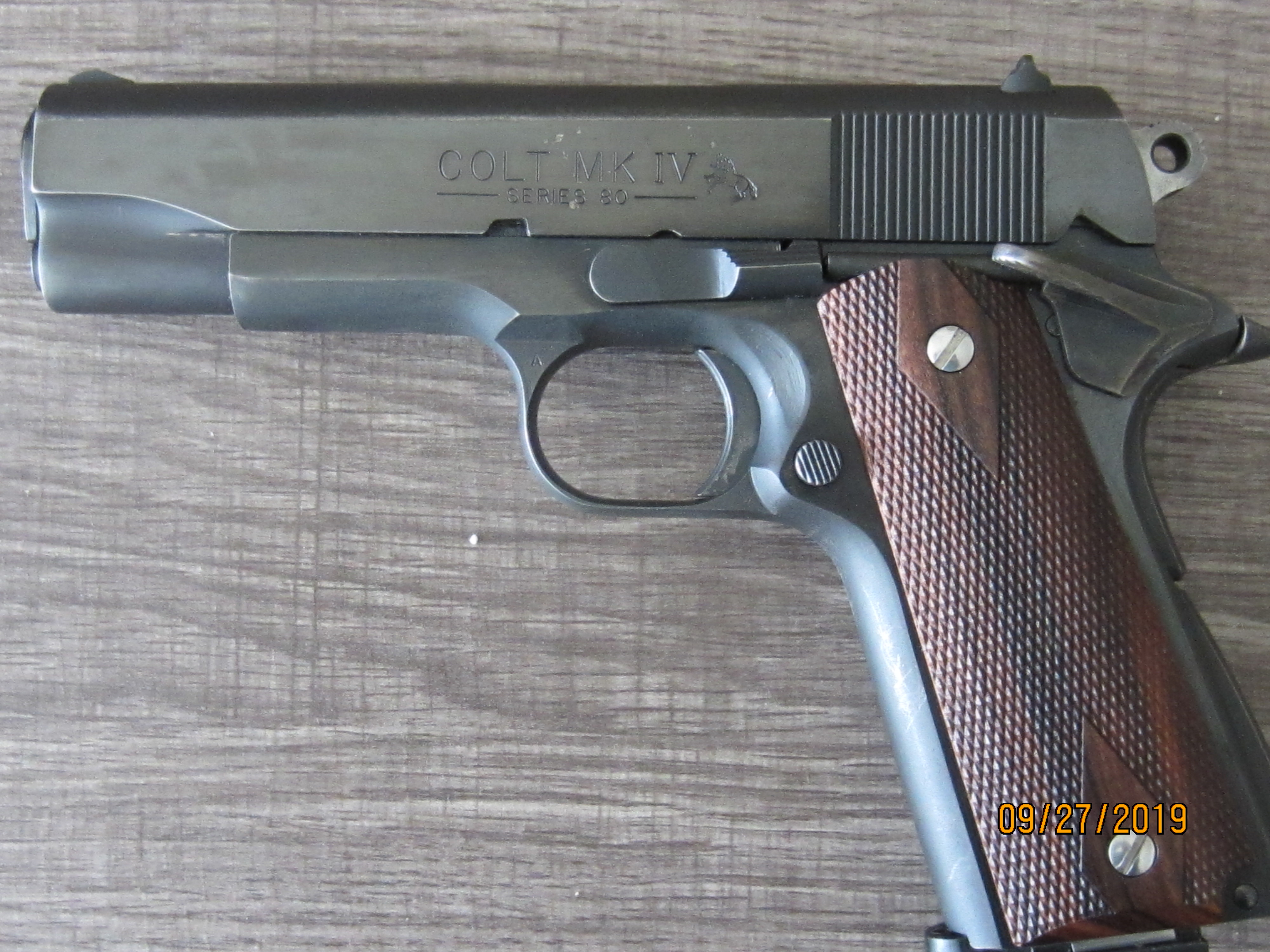 """The """"addiction"""" is STILL STRONG with this one! OK, """"Cough up"""" your 1911s !!-img_1190.jpg"""