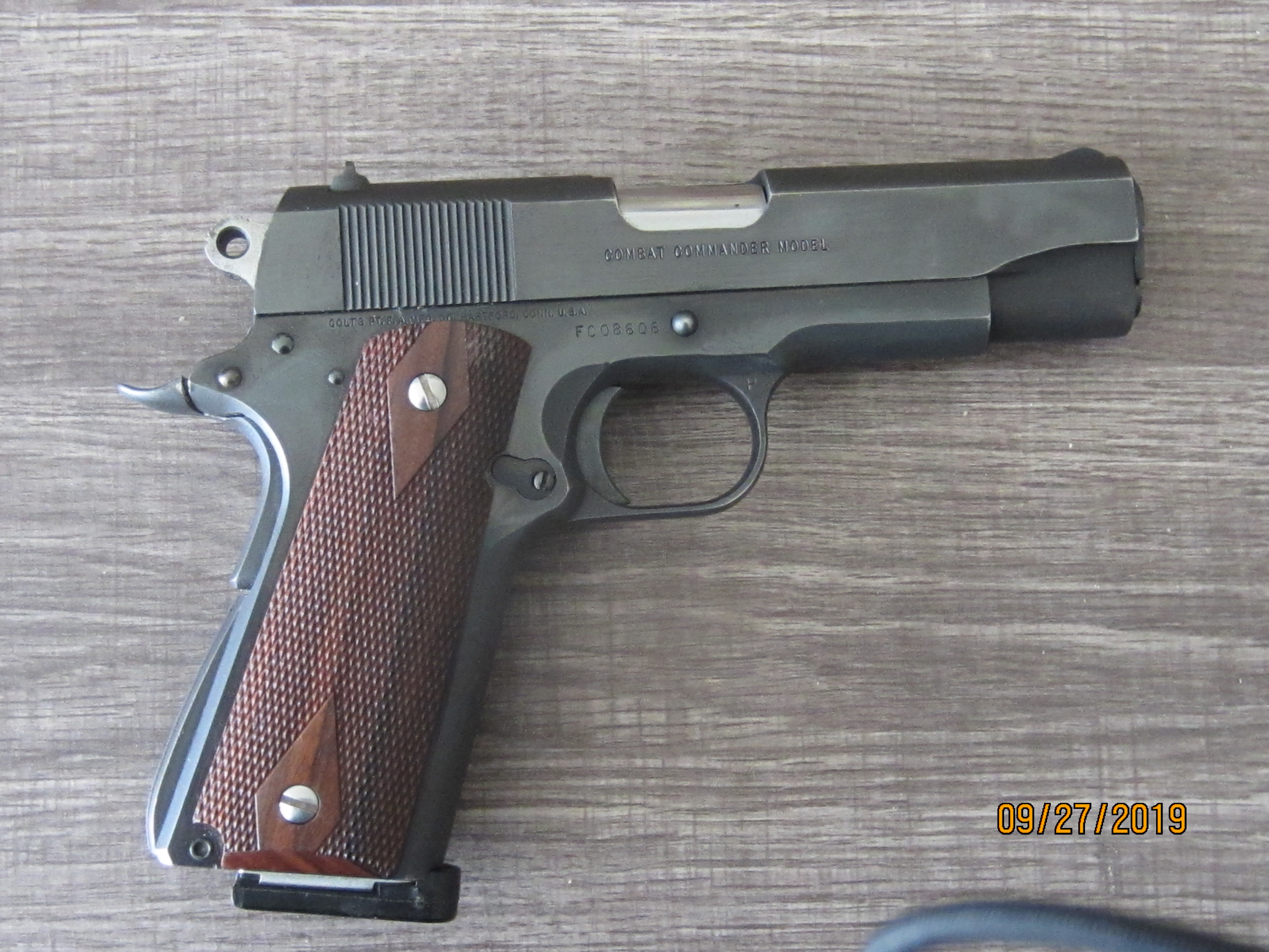 """The """"addiction"""" is STILL STRONG with this one! OK, """"Cough up"""" your 1911s !!-img_1191.jpg"""