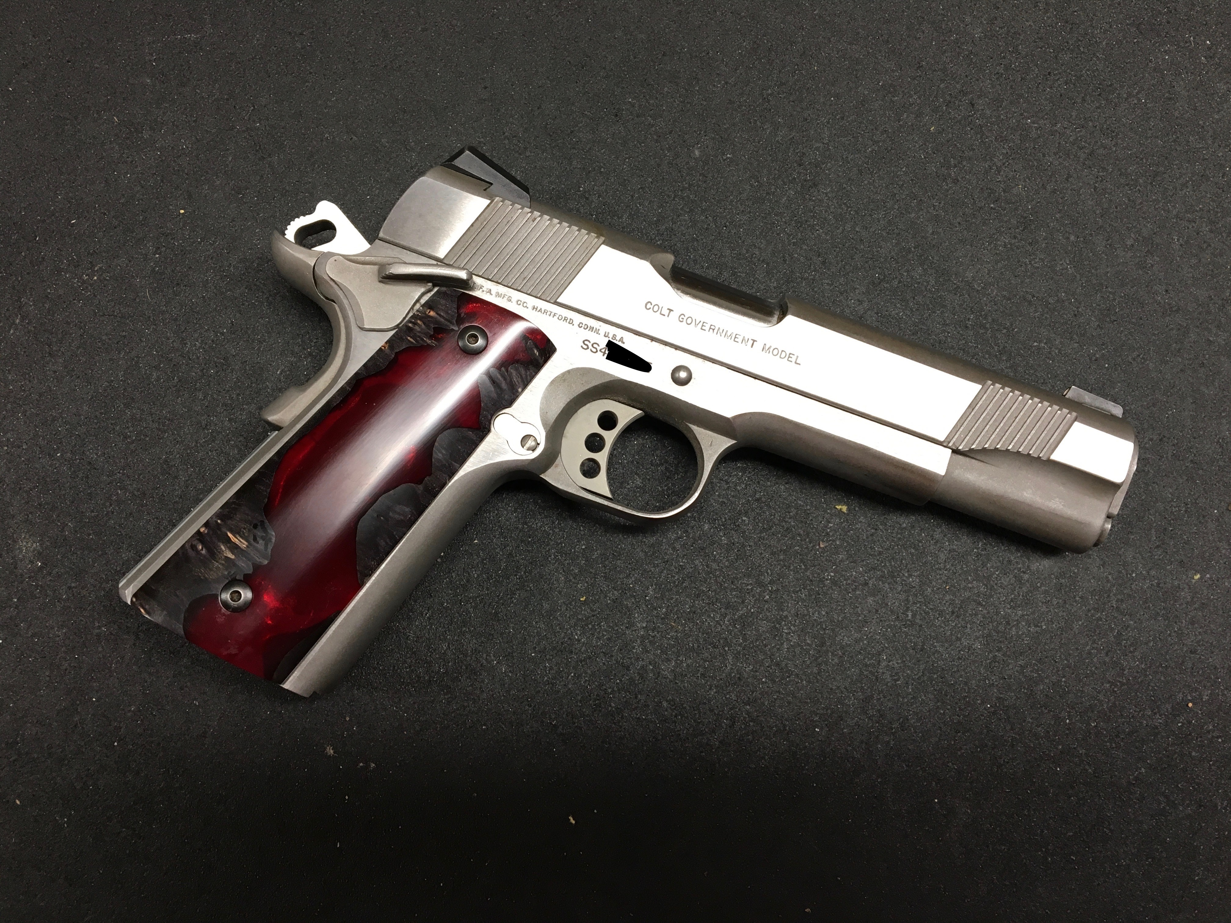"""The """"addiction"""" is STILL STRONG with this one! OK, """"Cough up"""" your 1911s !!-img_1750.jpeg"""