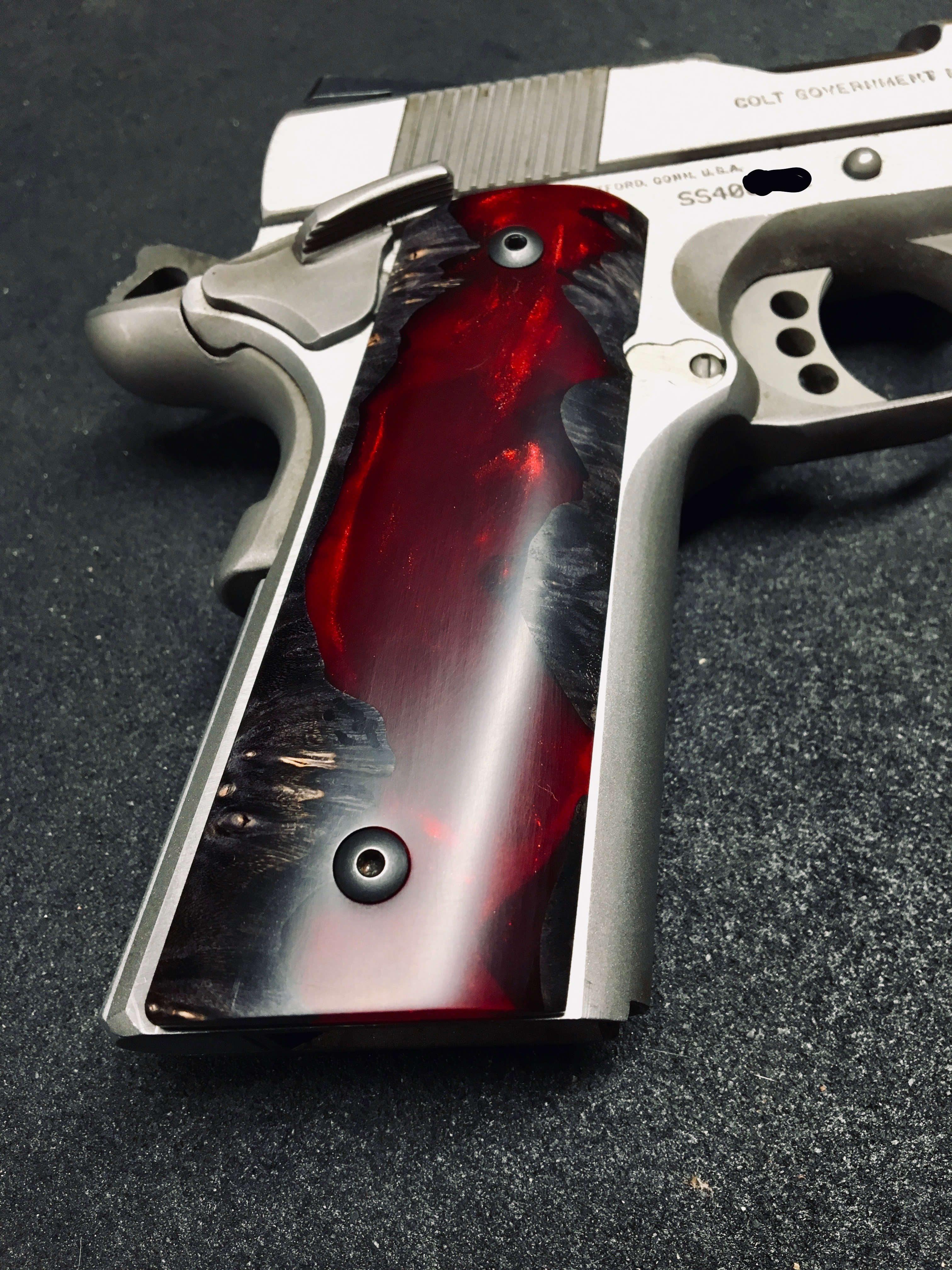 """The """"addiction"""" is STILL STRONG with this one! OK, """"Cough up"""" your 1911s !!-img_1753.jpeg"""