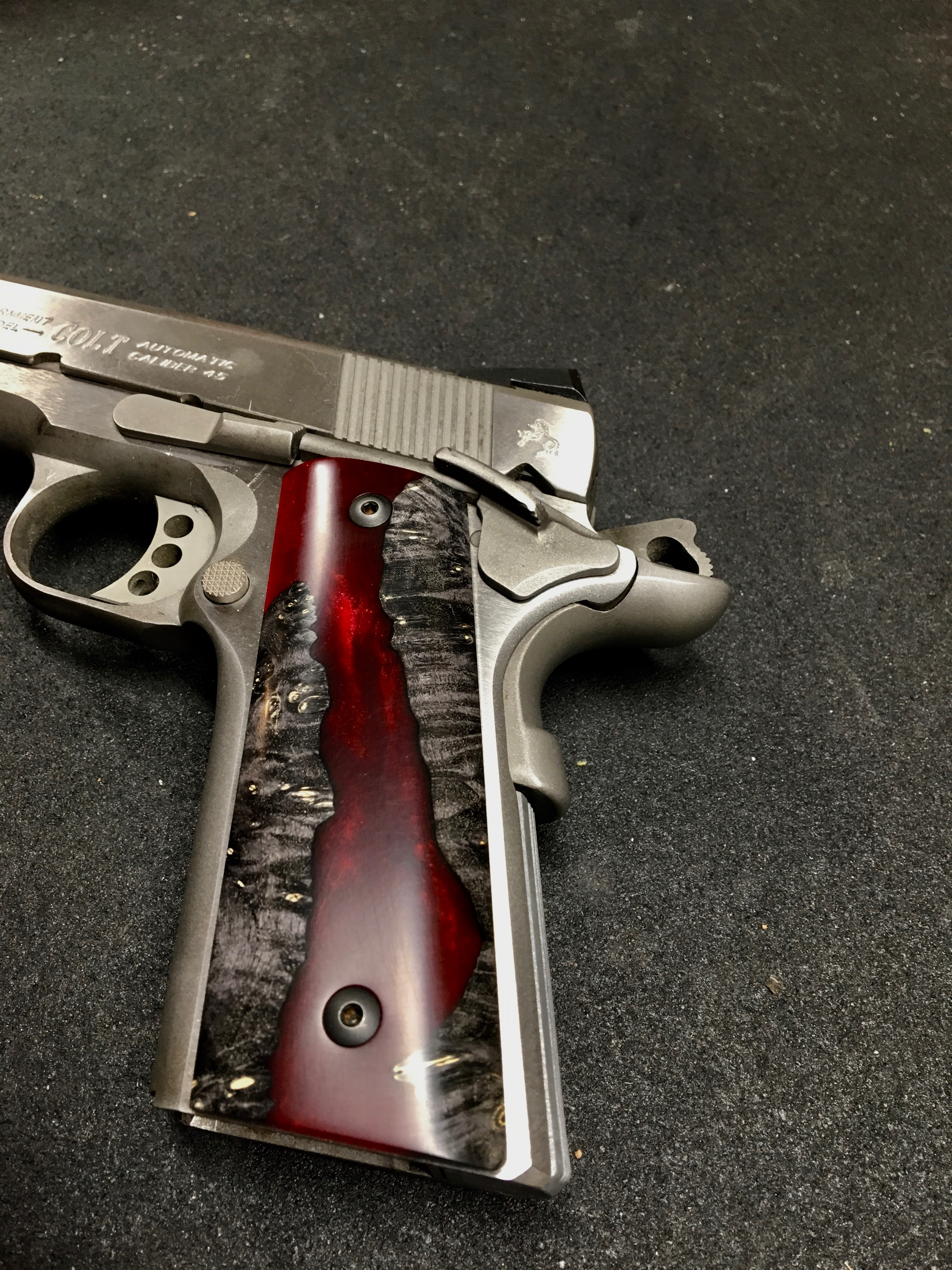 """The """"addiction"""" is STILL STRONG with this one! OK, """"Cough up"""" your 1911s !!-img_1756.jpeg"""