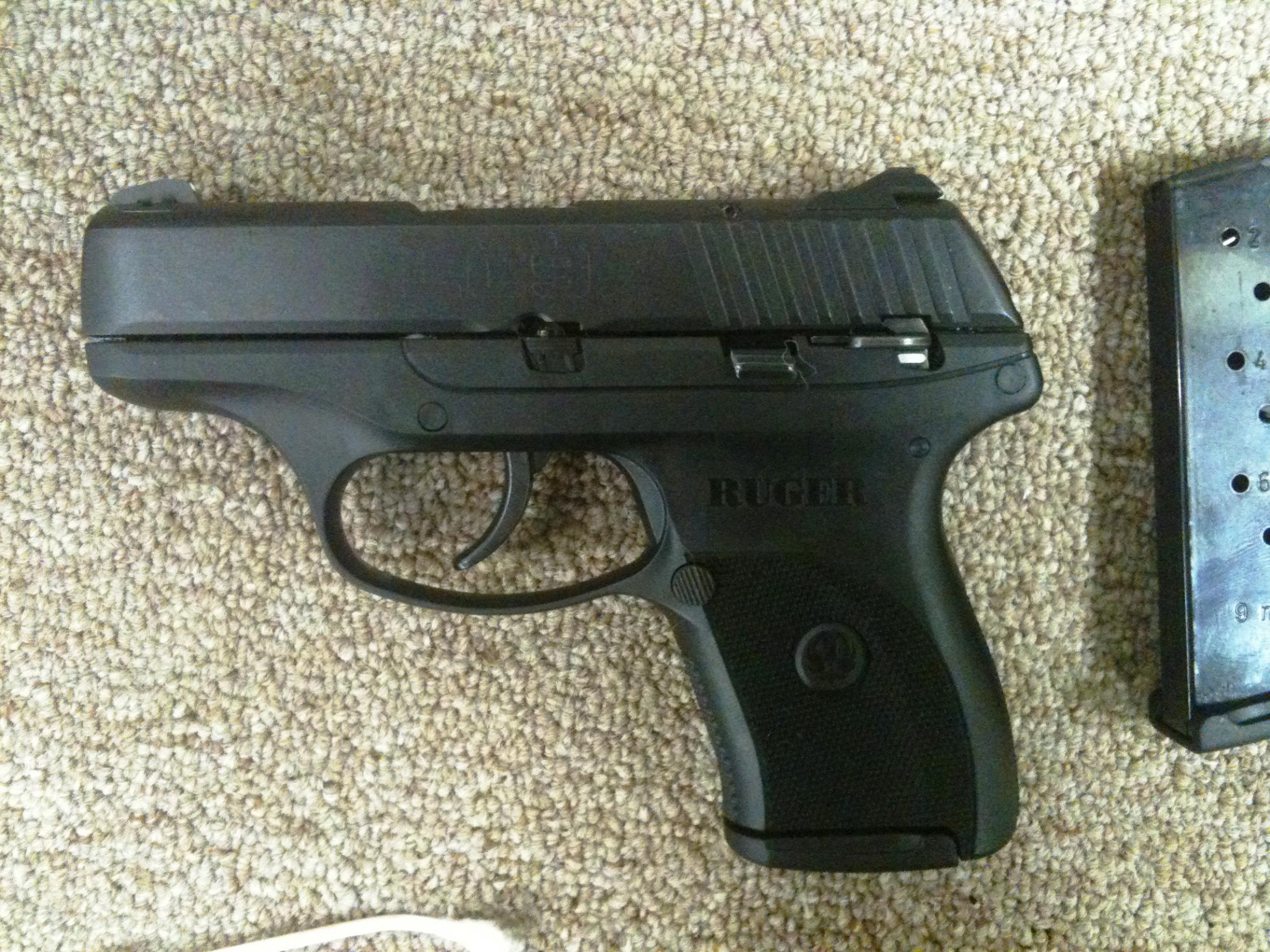 Ruger LC9: Disabling the loaded chamber indicator-img_1857.jpg