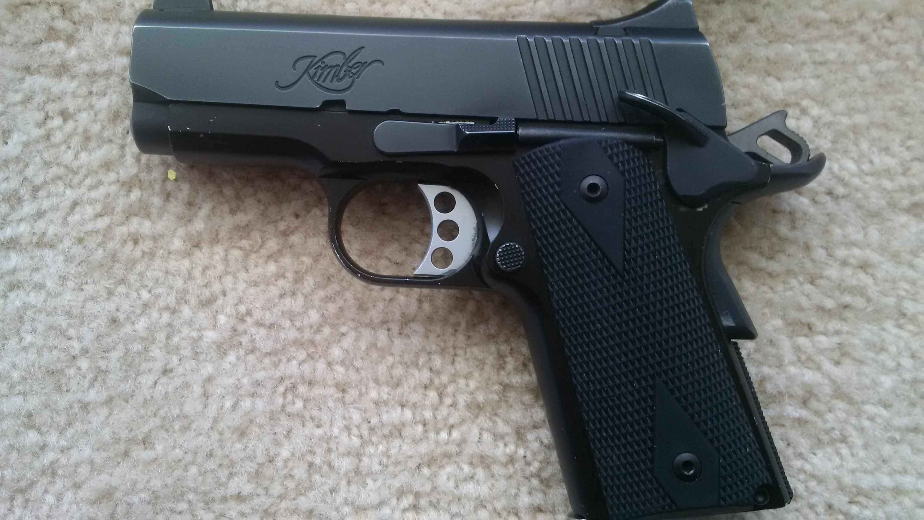 thin grips for 1911?
