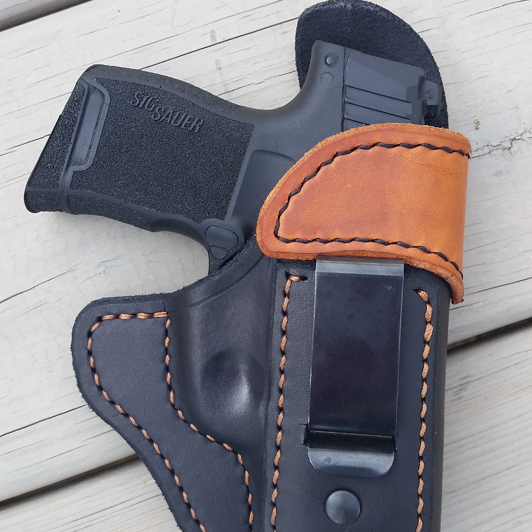 Madison : P365 holster reddit