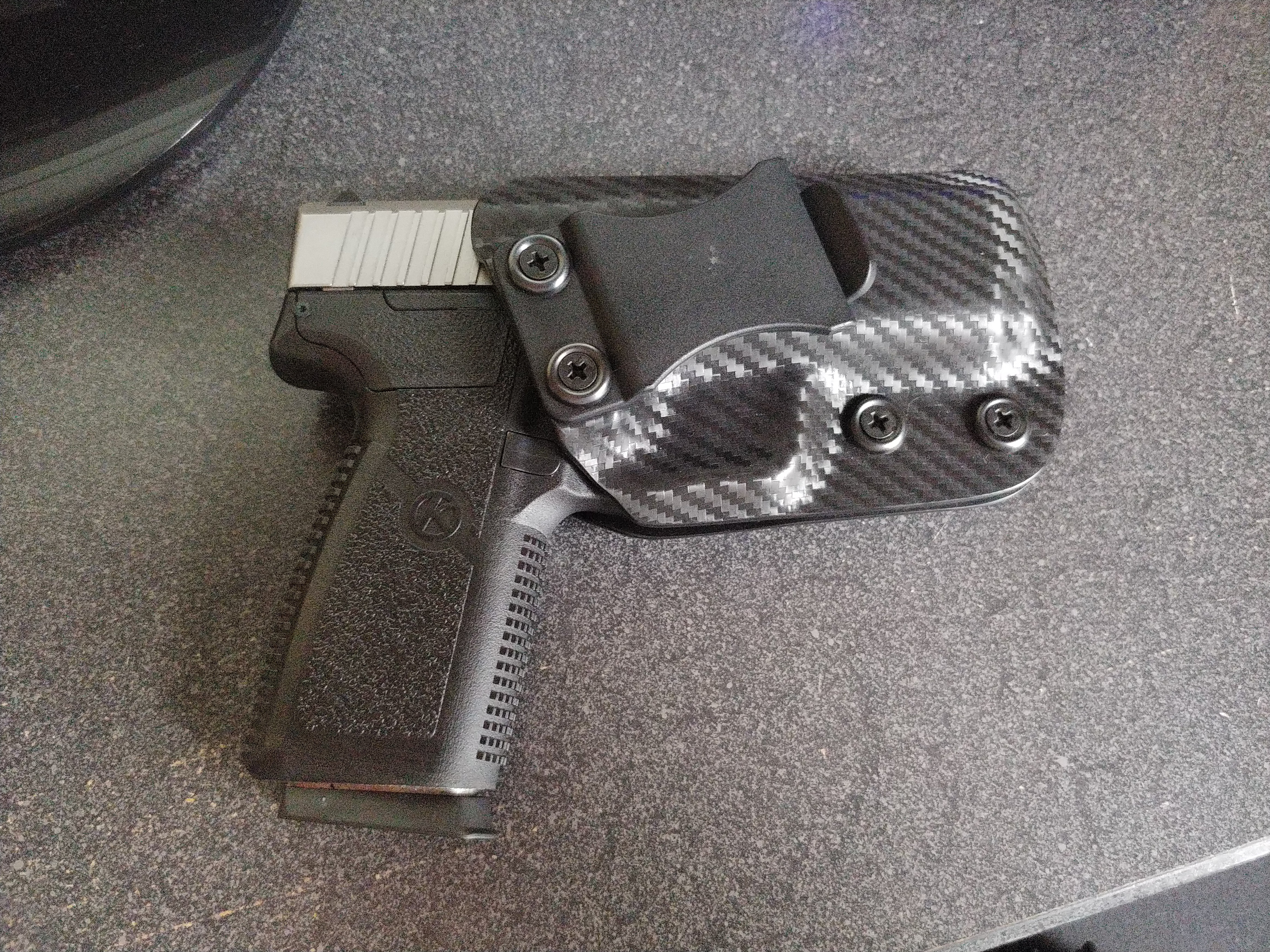 New Kahr K9 for CCW? - Page 2
