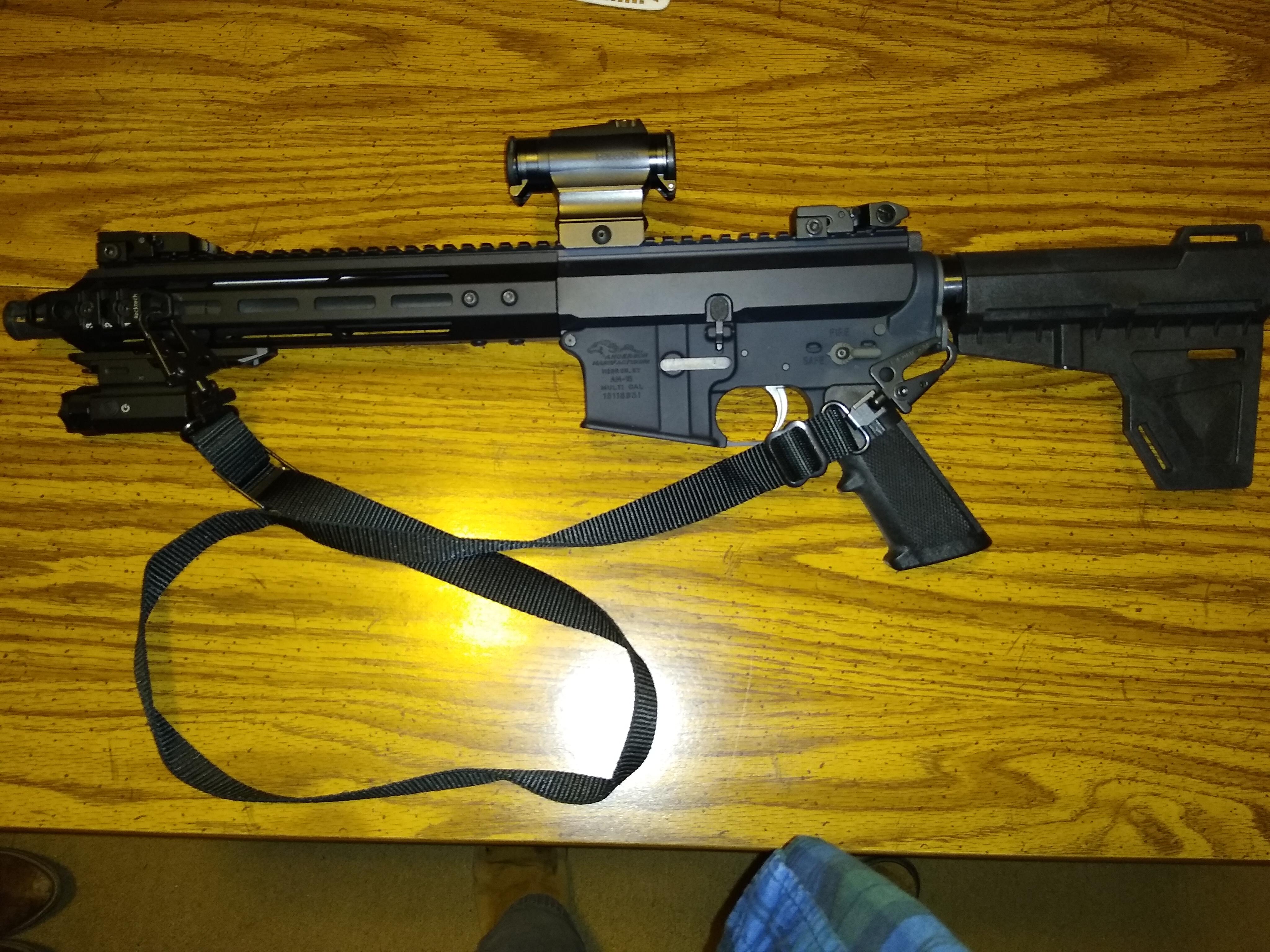 Defensive Long Gun:  How are the DC members setting them up?-img_20200515_202733019_1589592733966.jpg