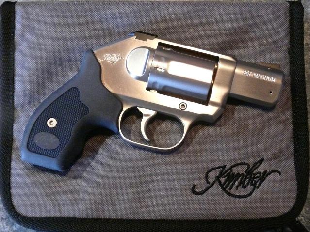 6 Shot J-frame or similar 6 shot CCW revolver?