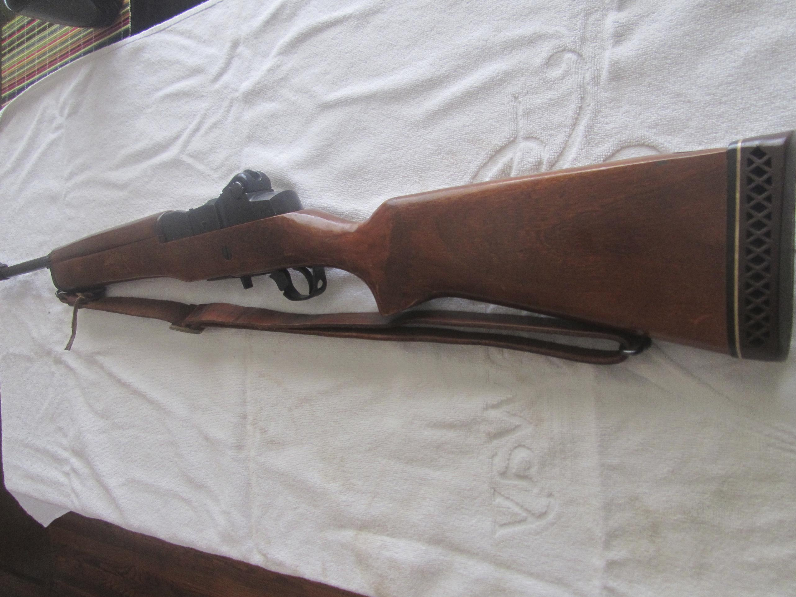 MINI 14 - I DIDN'T THINK IT LOOKED TO BAD FOR A 35 YEAR OLD FIREARM (Pic Heavy)-img_2416.jpg