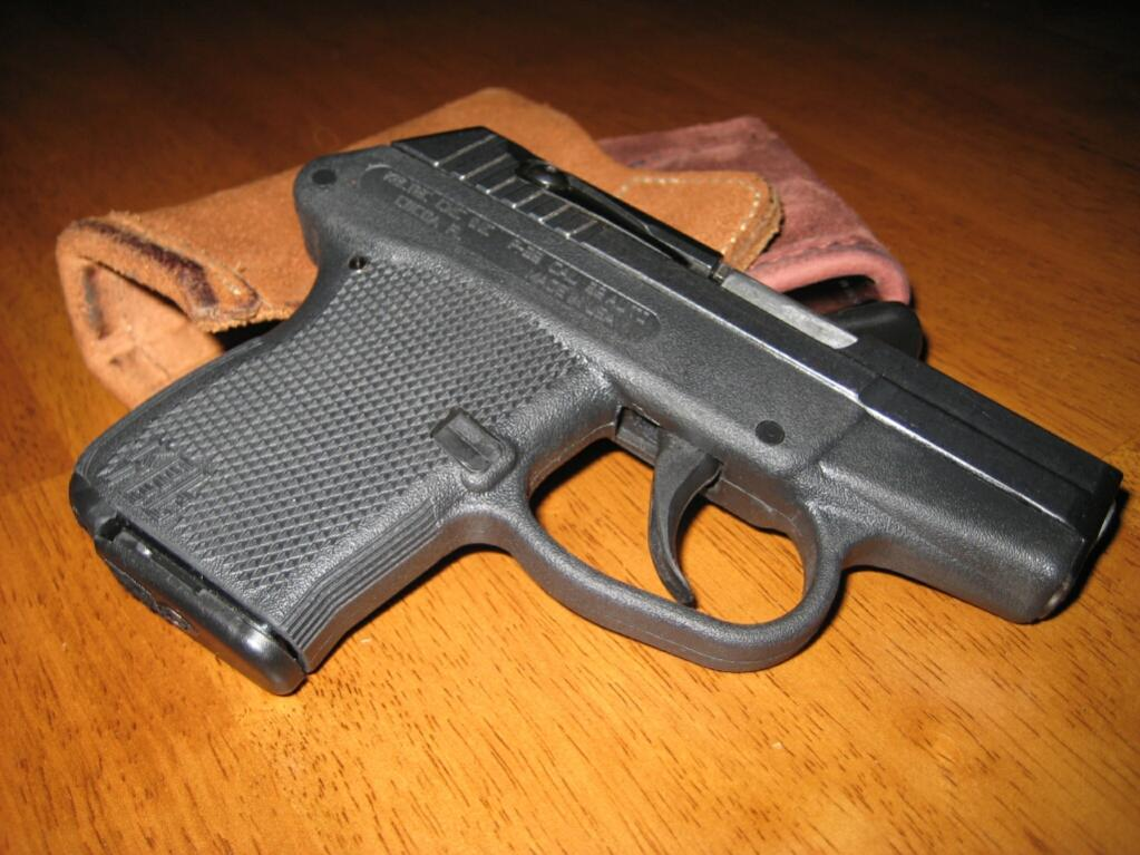 Keltec P32 passed 1,000 rd mark today