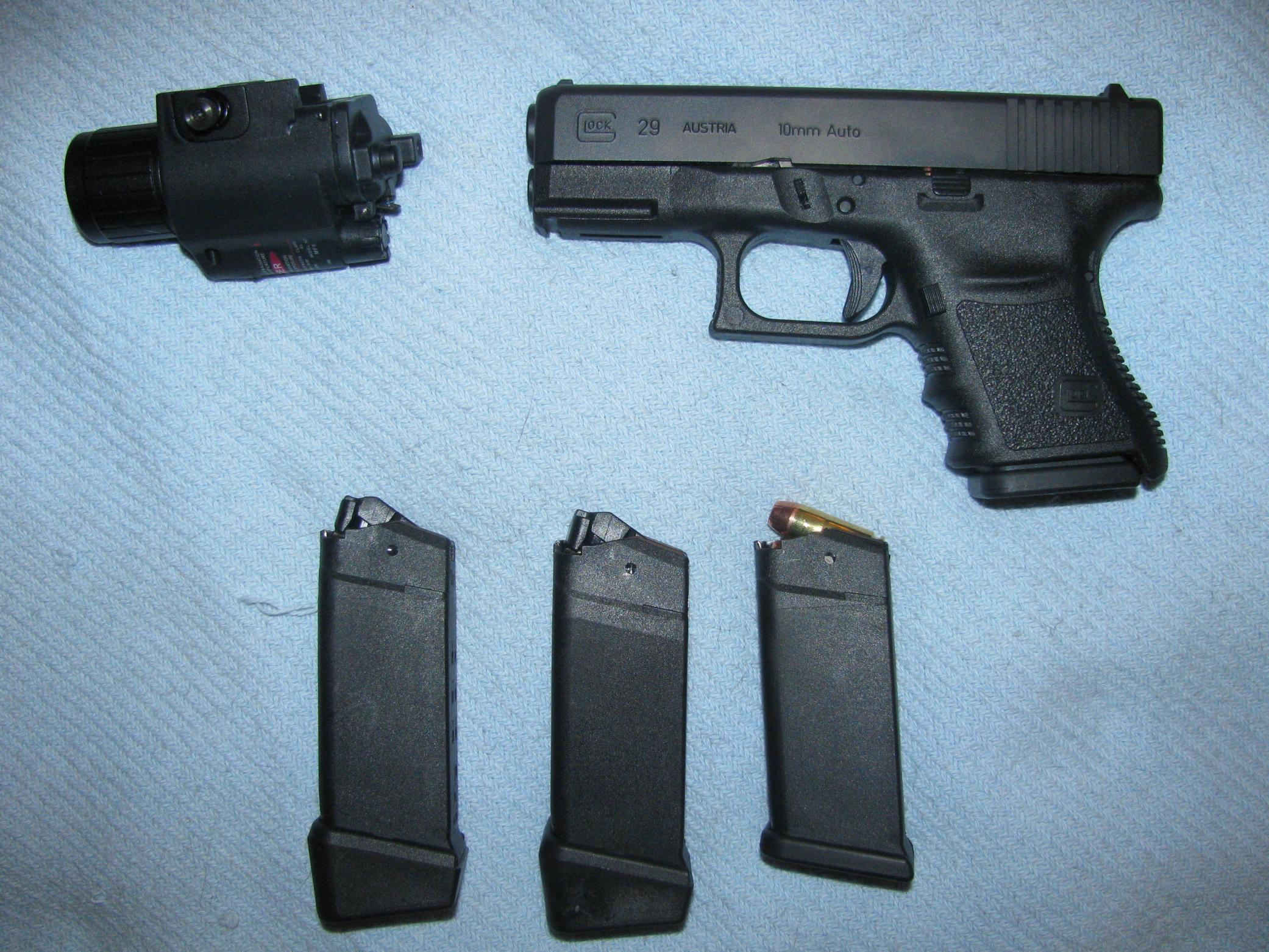 New Glock 29 SF 10mm owner report.-img_4861.jpg