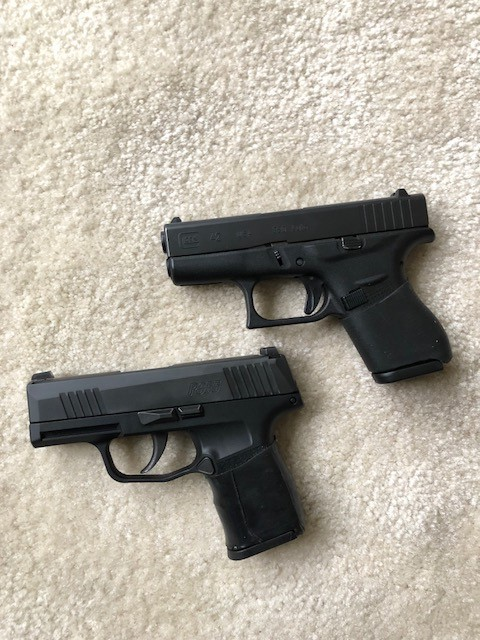 G26 +2 vs Sig P365 +2 Height Difference - Page 2