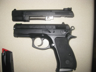 CZ 75 compact, pcr, and D owners, step inside!
