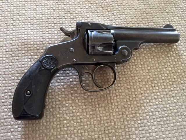Recommend me a holster for this old S&W