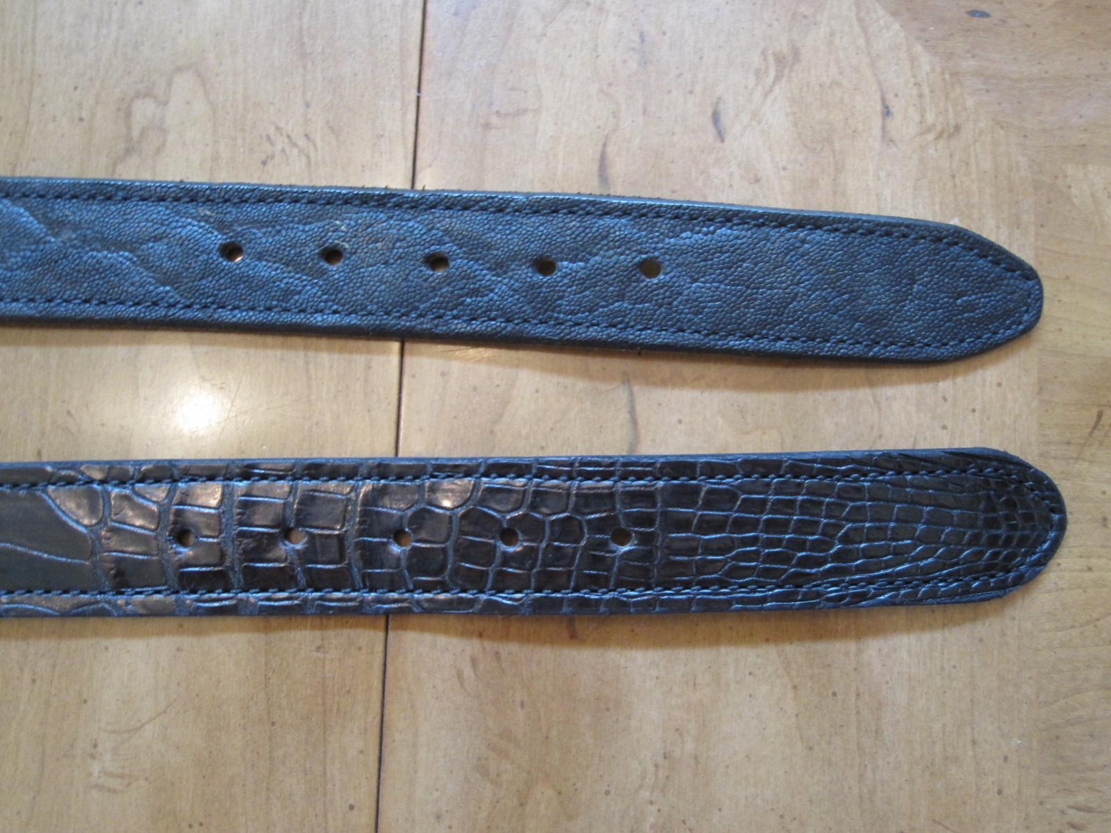 My new HBE belts..CROCODILE and ELEPHANT-img_8022.jpg