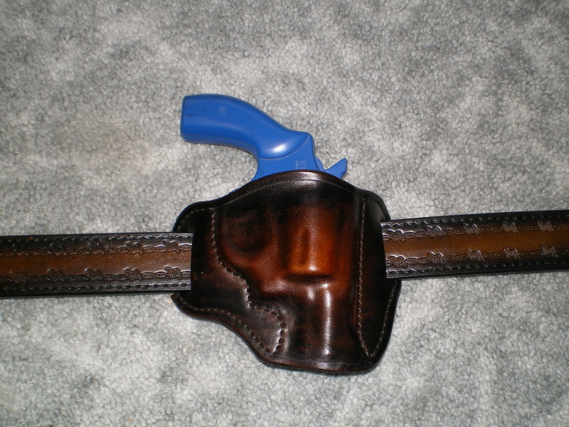 Suggestions for S&W J-Frame IWB/OWB Holster?