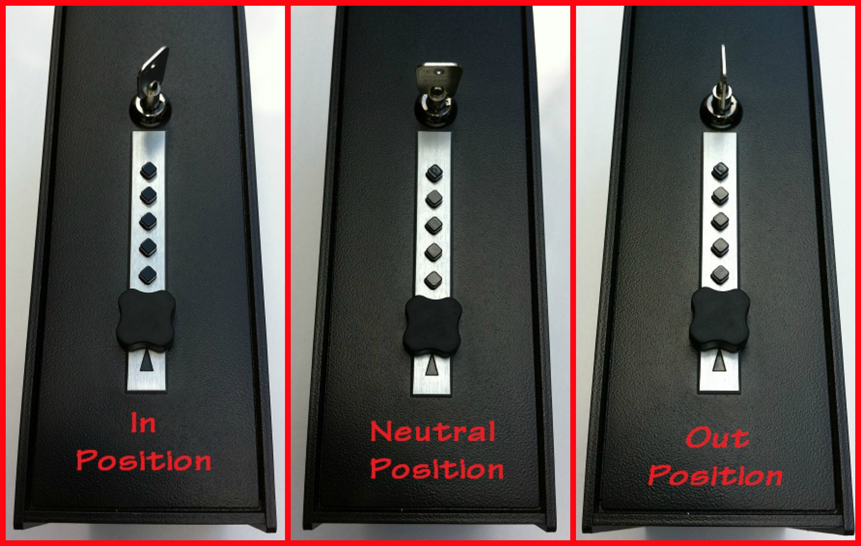 Ft. Knox, V-Line & AMSEC Pistol Safes. Please share your experiences.-out-key-positions-collage.jpg