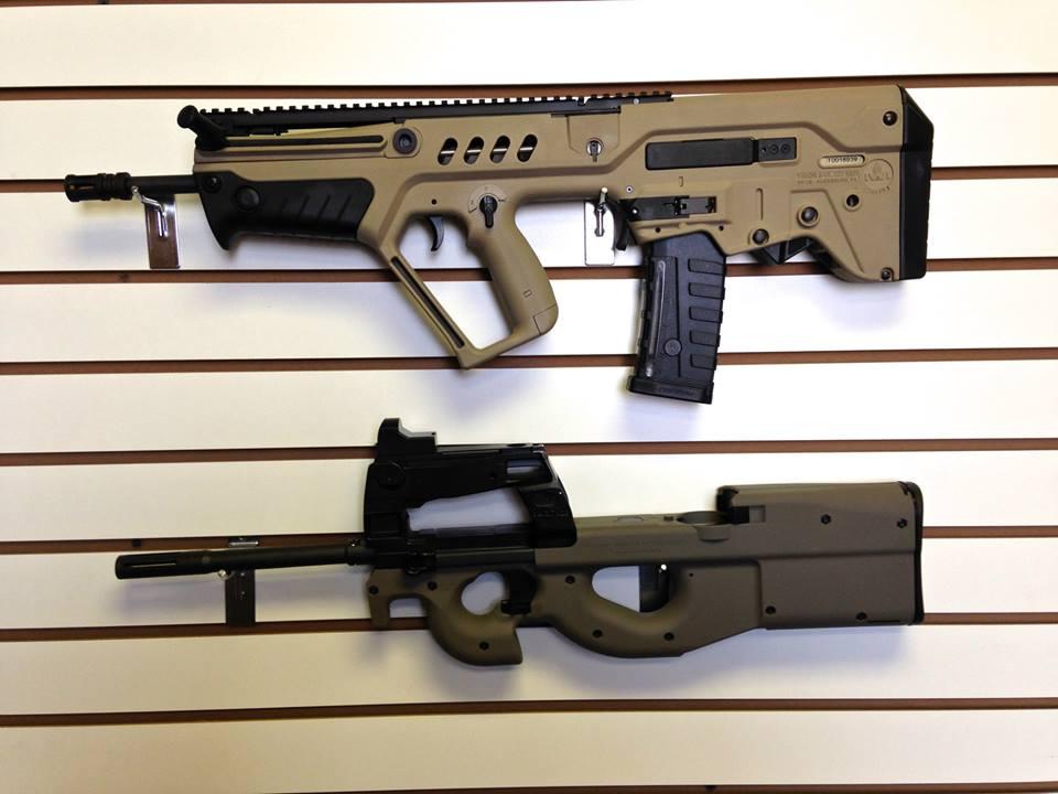 DuraCoat Work: IWI Tavor in Tactical Woodland Tan, FN PS90 in Tactical Dark Earth-iwitavor-fnps90-shells-tacticalwoodlandtan-tacticaldarkearth-223-5.7x28mm.jpg