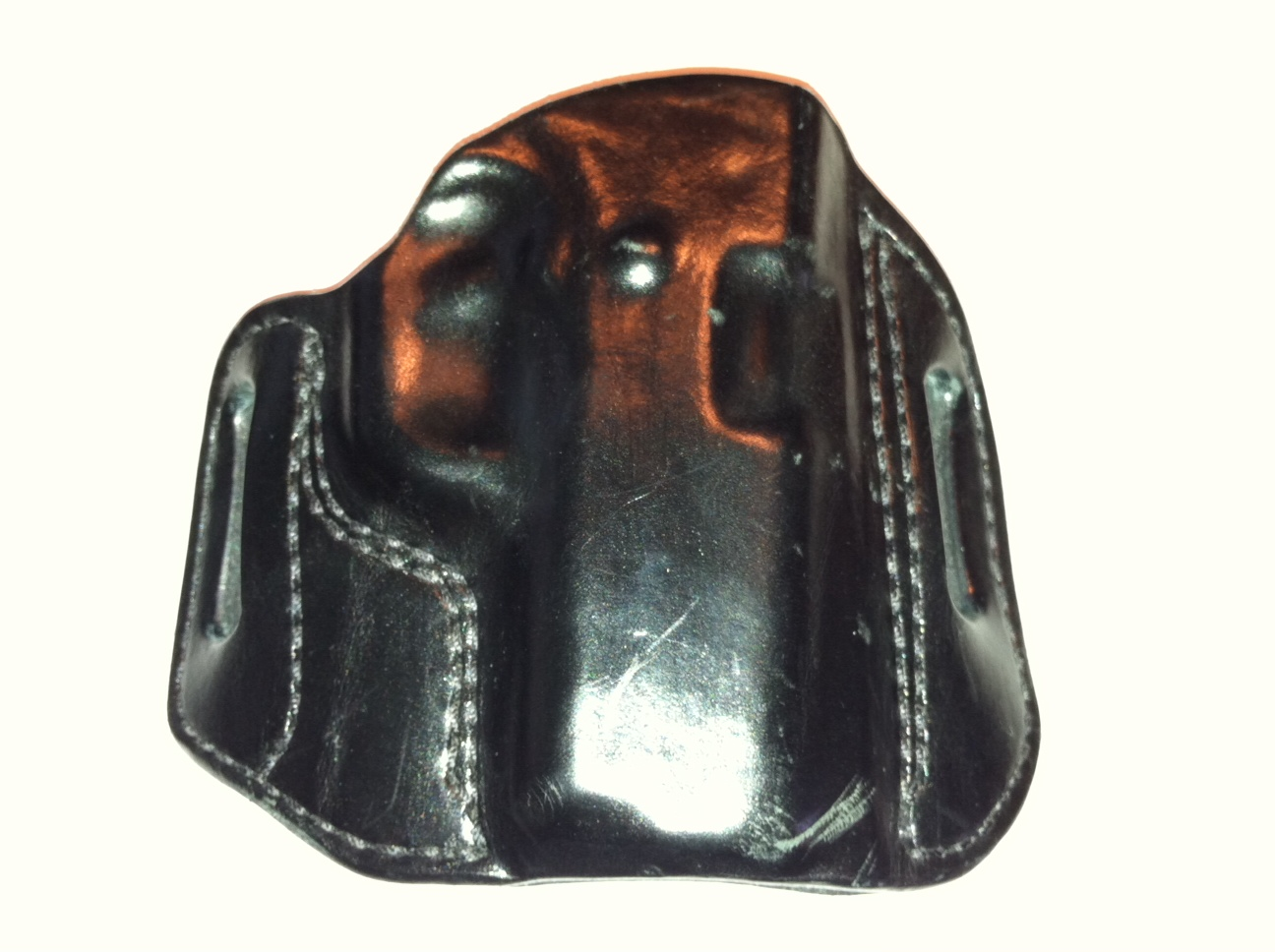 FS: Mitch Rosen UPL EXP OWB Holster for Kahr CW40, Ohio  Shipping Included-kahr2.jpg