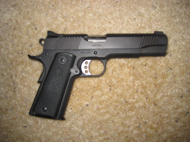 Alright 1911 carriers, what kind of 1911 do you carry? And what load?-kimber.jpg