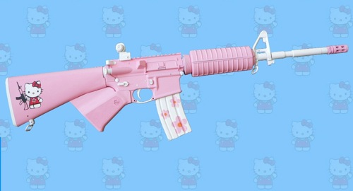 What the Heck? / Charter Arms Colored Snubs:MERGED-kittyrifle.jpg