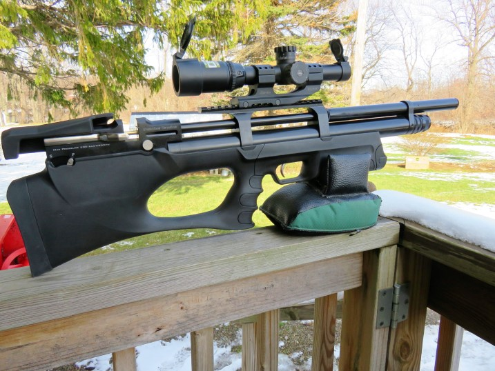 Check out this Bullpup